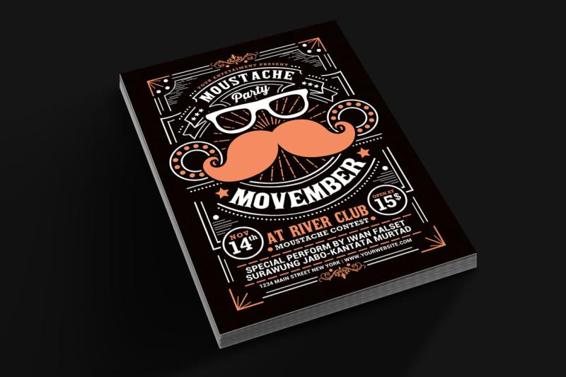 movember-moustache-party-flyer