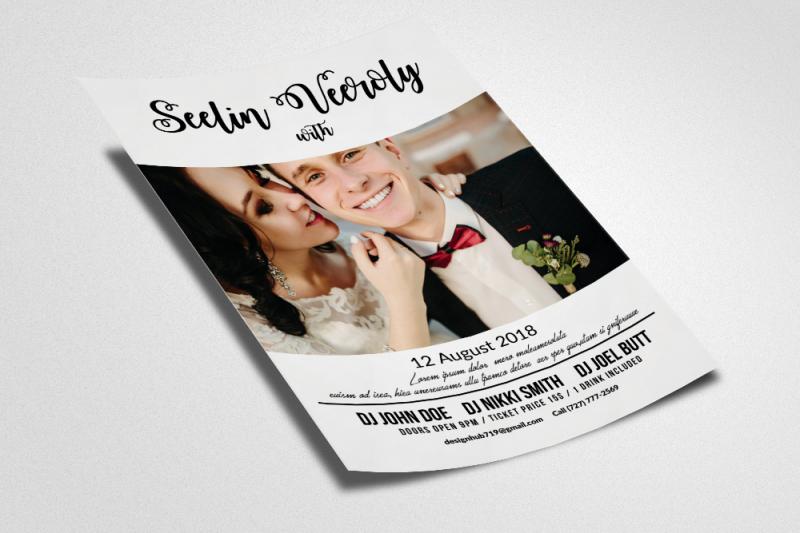 wedding-invitation-flyers