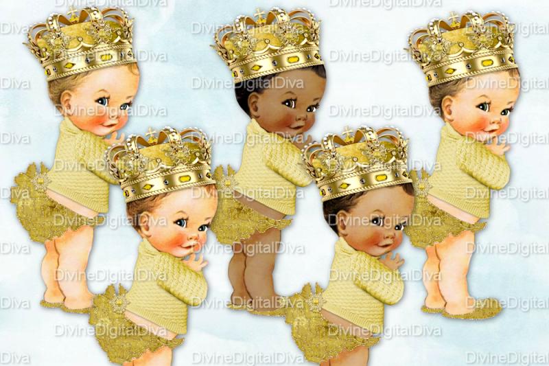 little-ruffle-pants-vintage-baby-gold-winter-sweater
