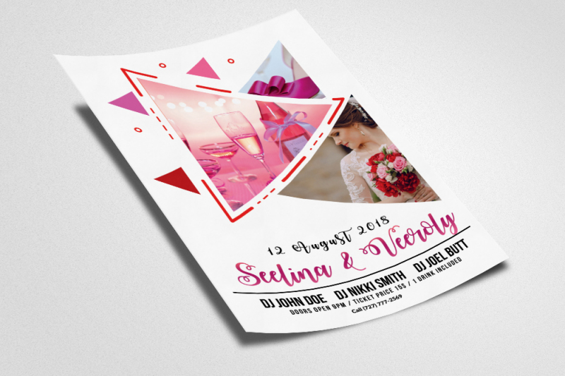 wedding-invitation-flyers