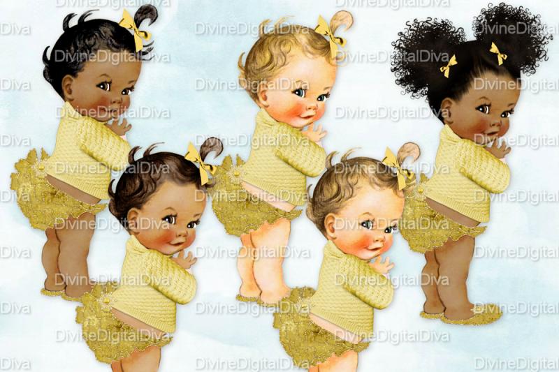 little-ruffle-pants-vintage-baby-girl-set-gold-winter-sweater
