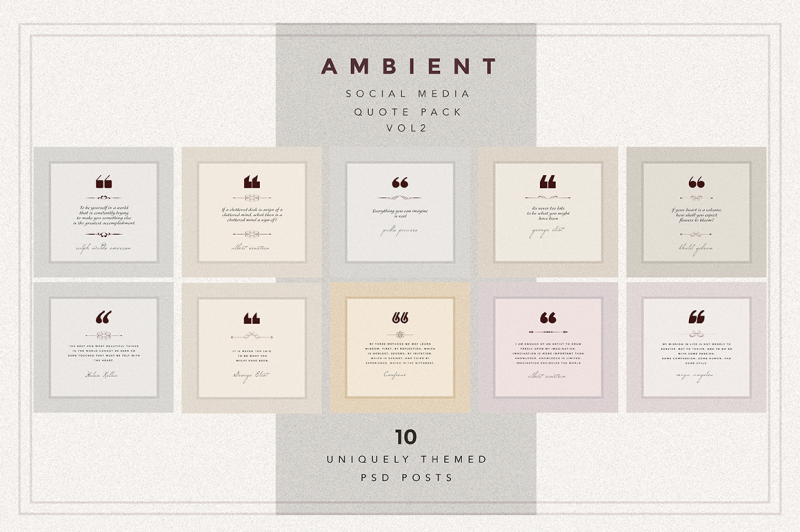 ambient-vol2-social-media-quote-pack