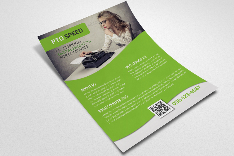 business-solution-consultant-flyers