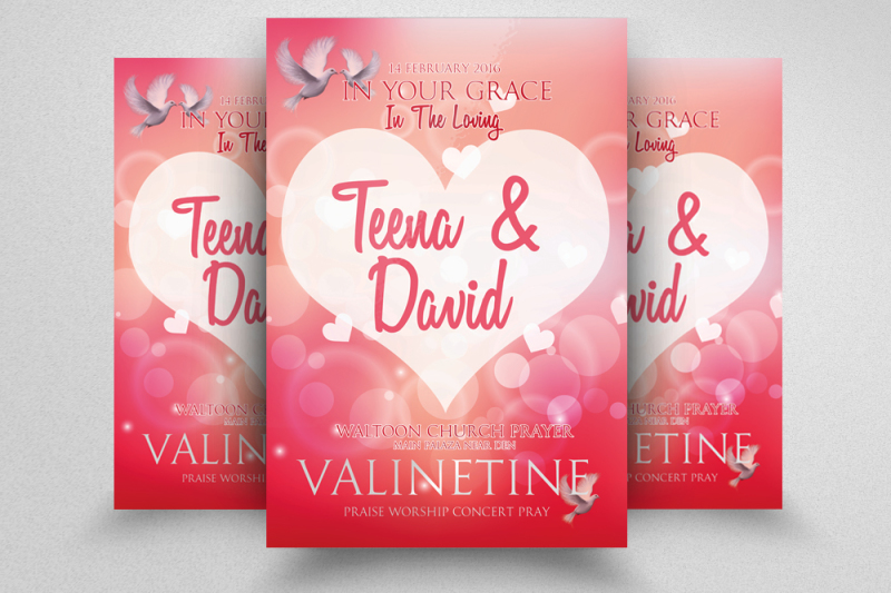 valentines-flyer-templates