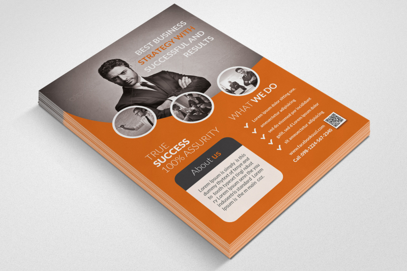 lawyer-consultant-flyers