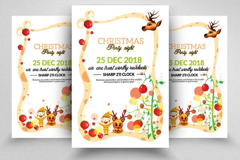 christmas-event-flyer