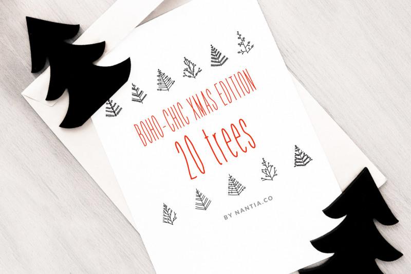 boho-chic-xmas-edition-20-xmas-trees