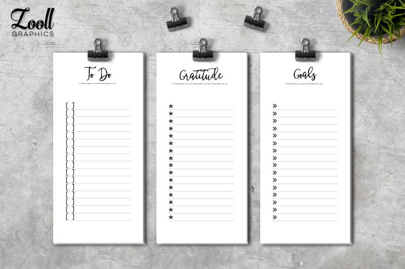 to-do-gratitude-goals-lists