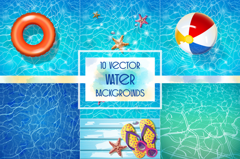 vector-water-backgrounds