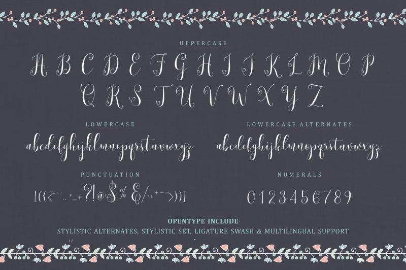 lemonsalt-sweet-font