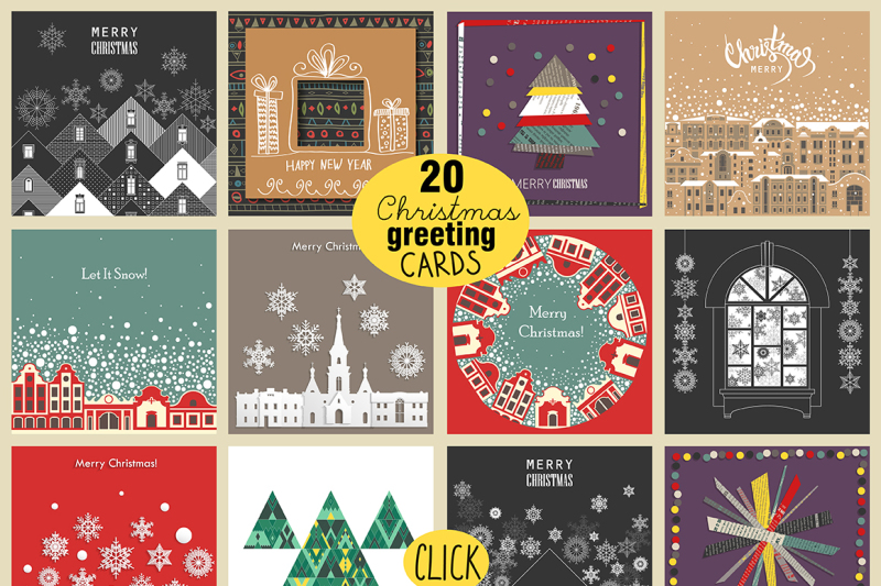 christmas-greeting-cards-collection