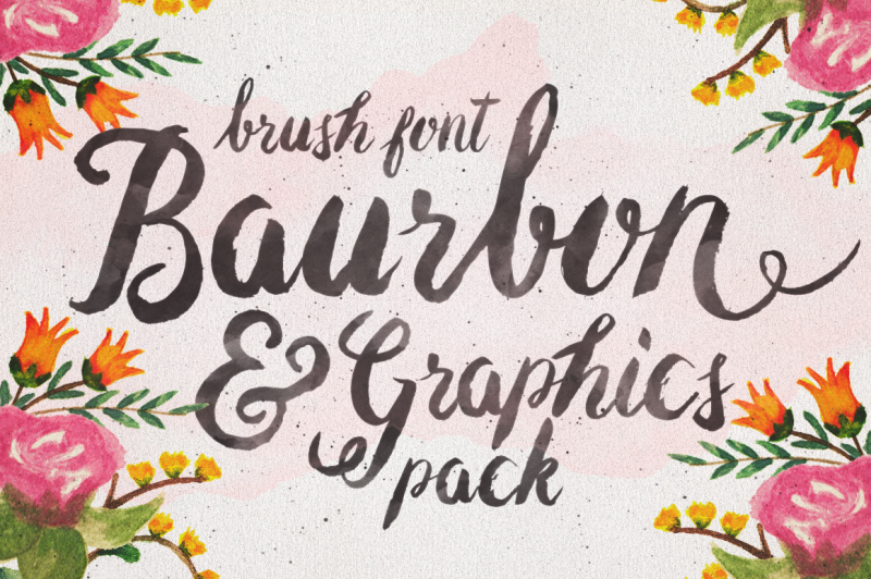 baurbon-and-graphics-pack
