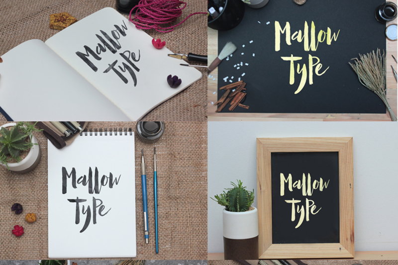mallow-typeface-and-extra-mockup