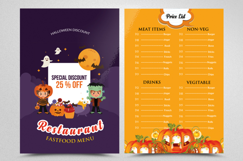 halloween-menu