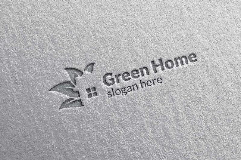 real-estate-logo-green-home-logo-5