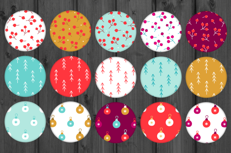 60-christmas-seamless-patterns