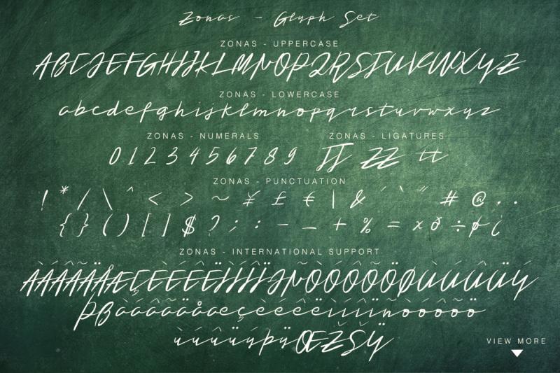 zonas-triple-typeface