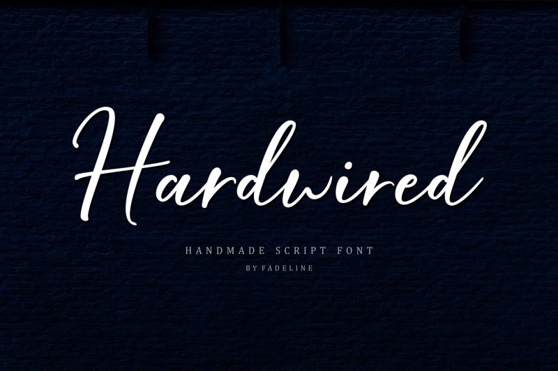 hardwired-script