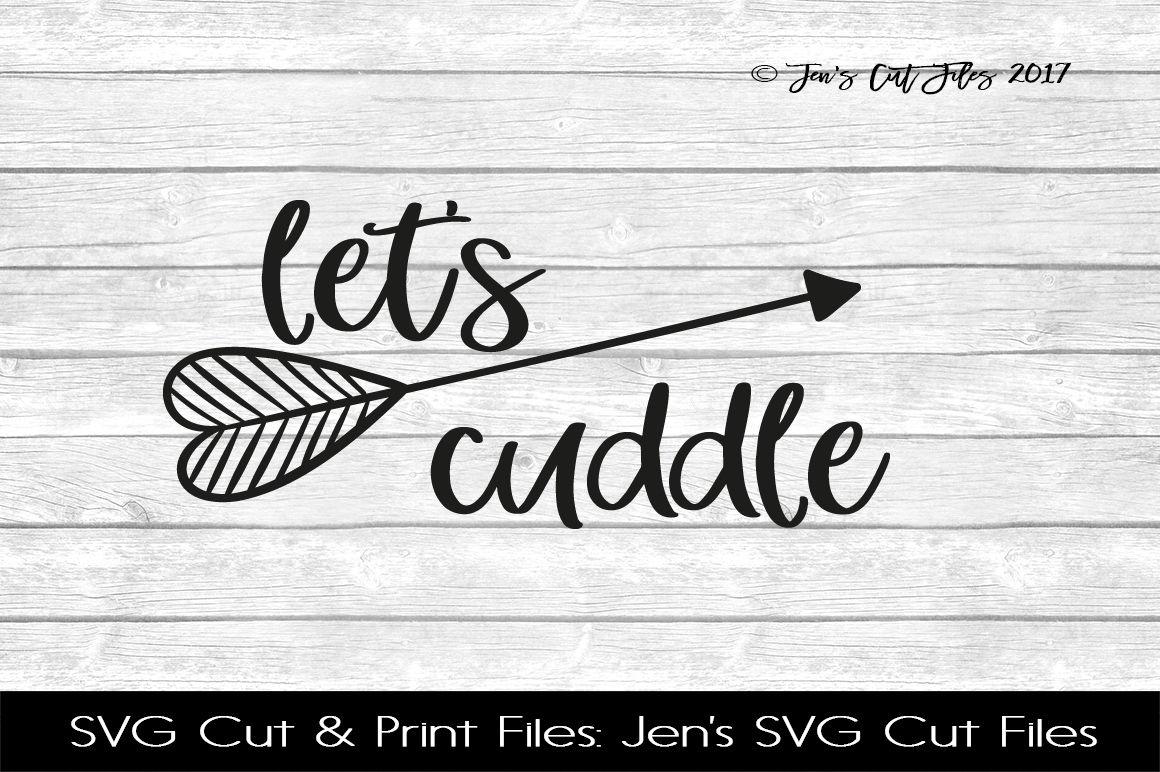 Let S Cuddle Svg Cut File By Jens Svg Cut Files Thehungryjpeg Com