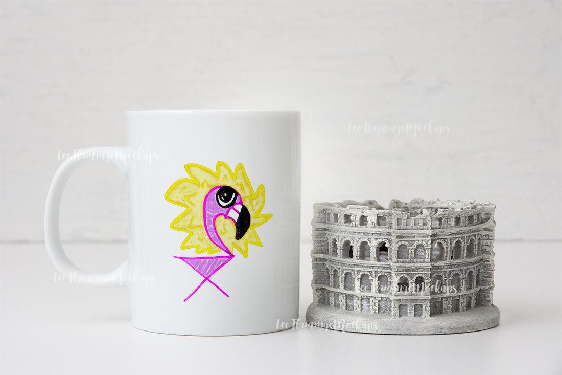 Cup Coffee Mockup Free