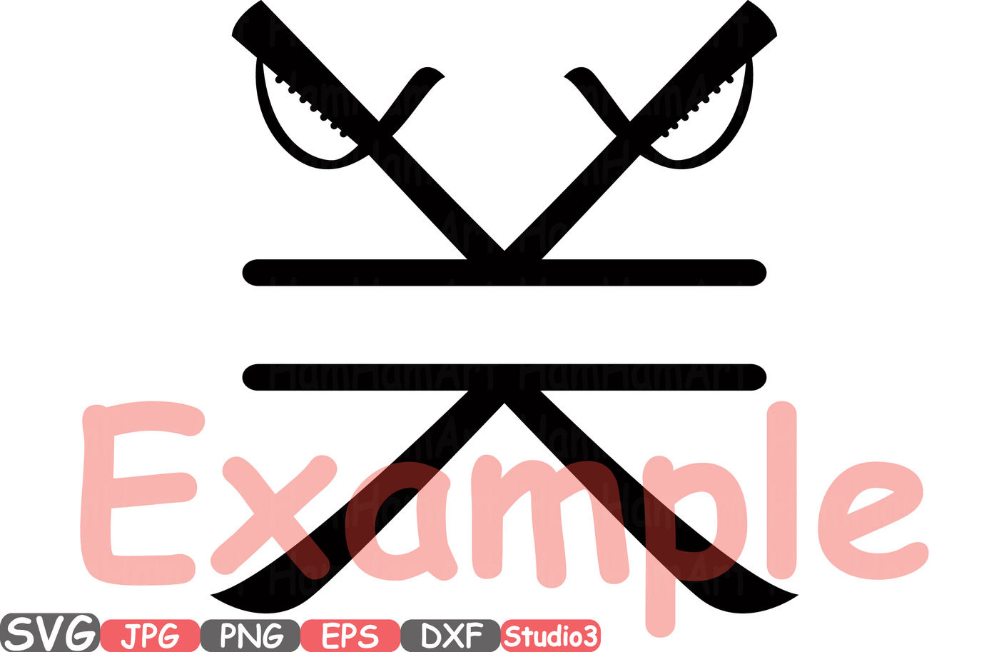 Pirate S Adventures Cutting Files Svg Monogram Black Pearl
