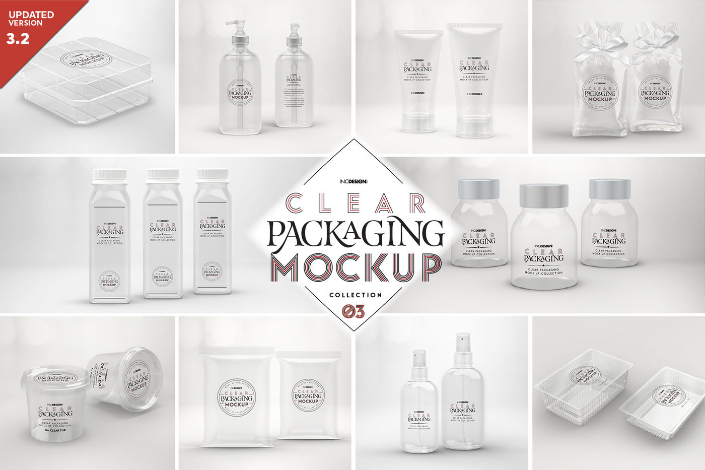 Download Plastic Bottle With Dispenser Mockup Yellowimages