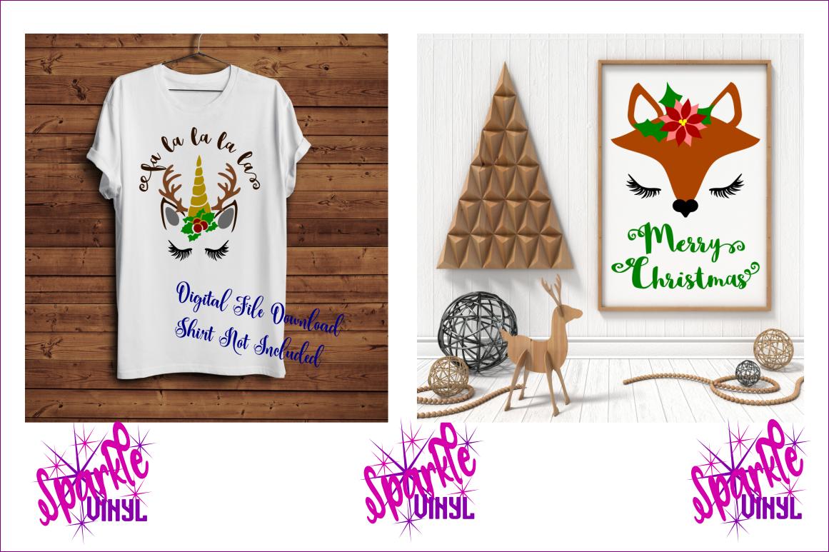 Svg Christmas Bundle Christmas Svg Bundle Files For Cricut Or