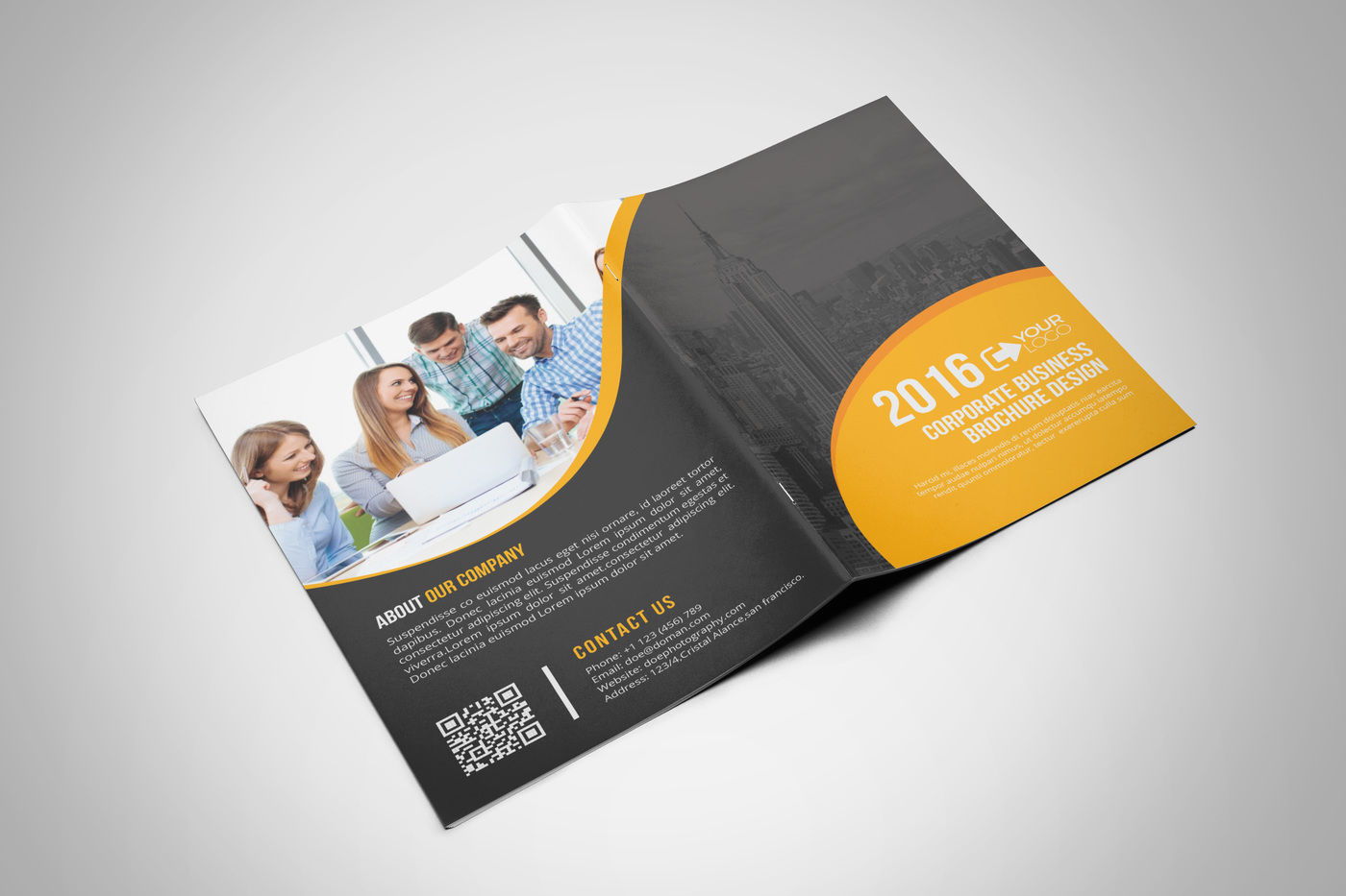 Download 85 X11 Brochure Mockup Psd Yellowimages