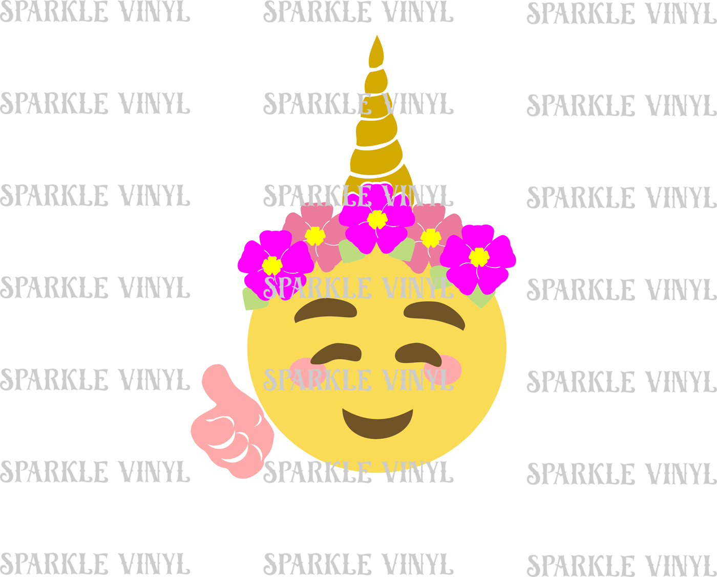 Unicorn Emoji Svg Emoji Unicorn Svg Files For Cricut Or