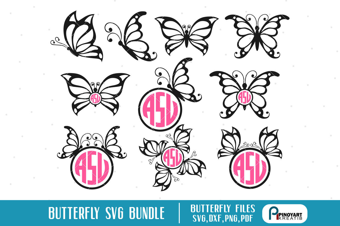 Butterfly Svg Butterfly Svg File Butterfly Svg Svg Dxf Svg For