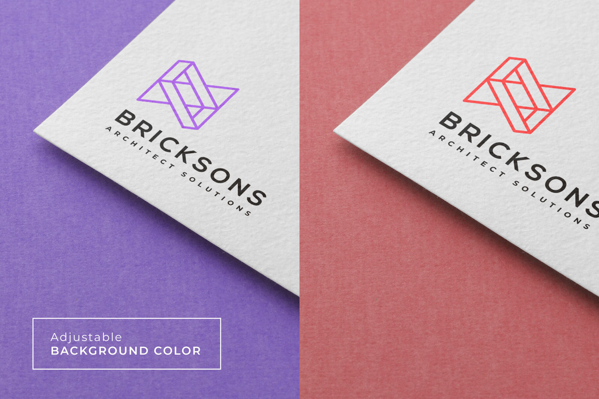 Download Brand Logo Mockup Free Yellowimages