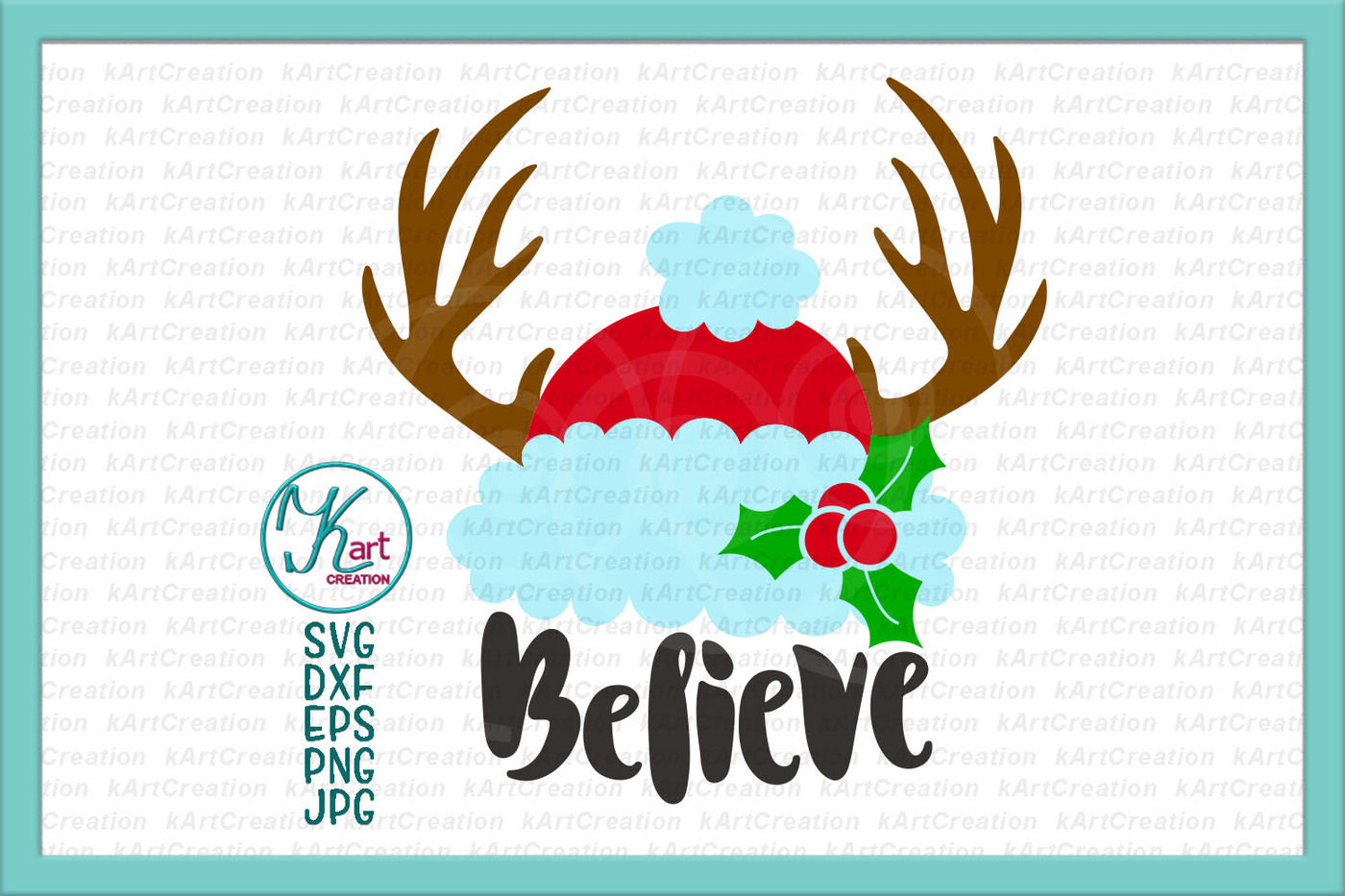 graphic regarding Printable Deer Antlers titled Imagine svg, Xmas svg, Santa hat svg, deer antlers svg