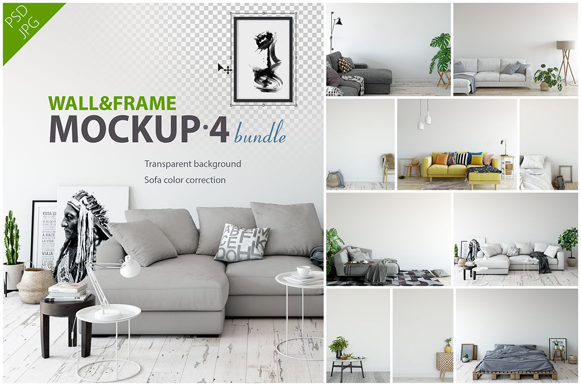 Download Canvas Mockup Free Download Yellowimages