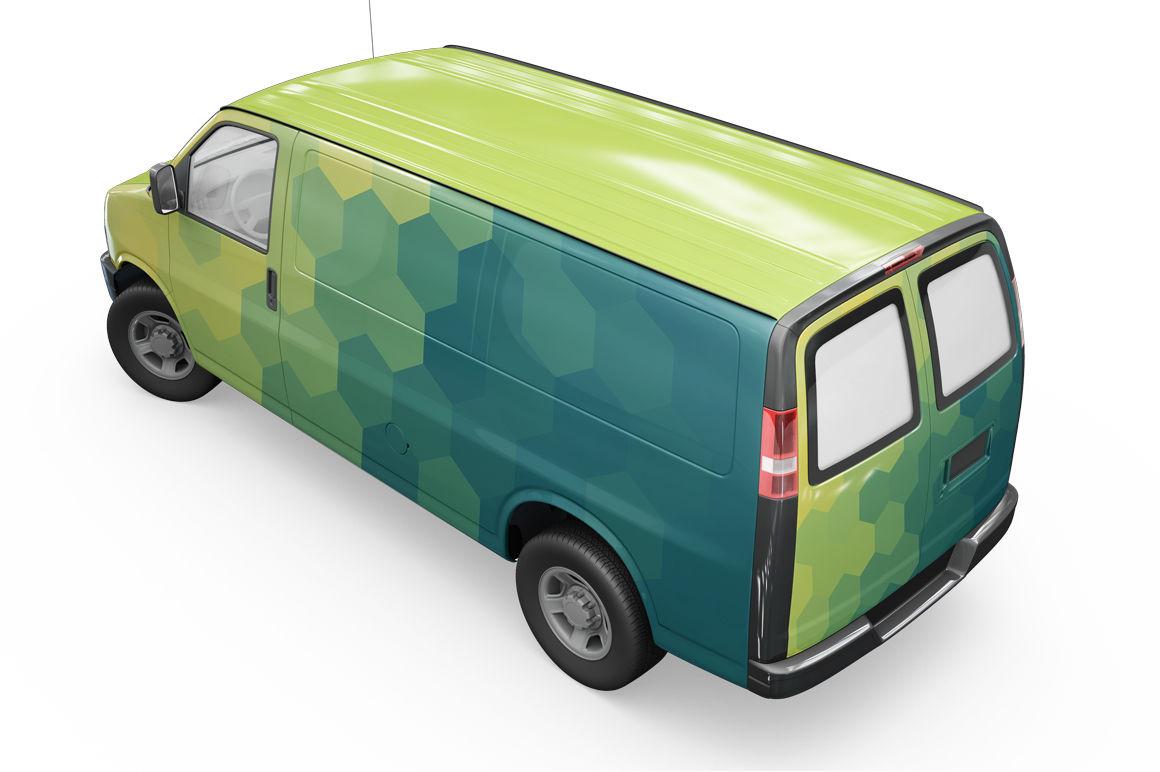 Vehicle Mockup Free Download