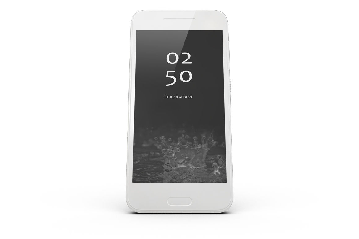 HTC One A9 Mockup By Mock Up Store | TheHungryJPEG com