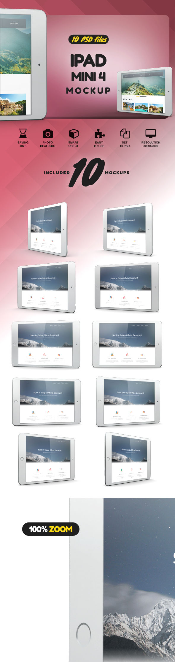 Download Website Display Mockup Psd Yellowimages