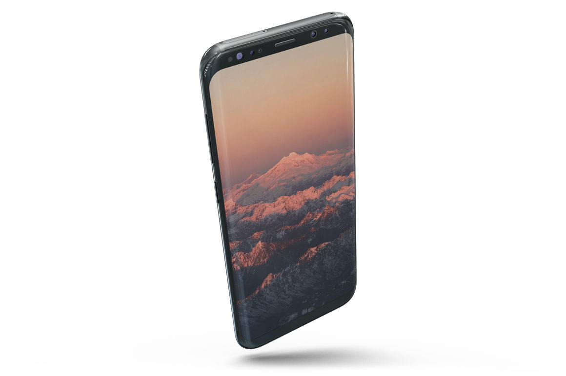 Download Samsung S8 Mockup Psd Yellowimages