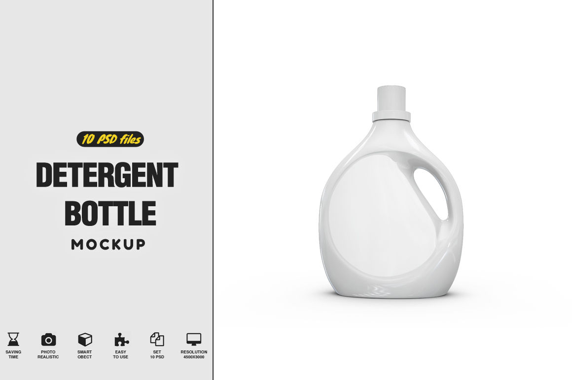 Download Bottle Mockup Free Psd Yellowimages