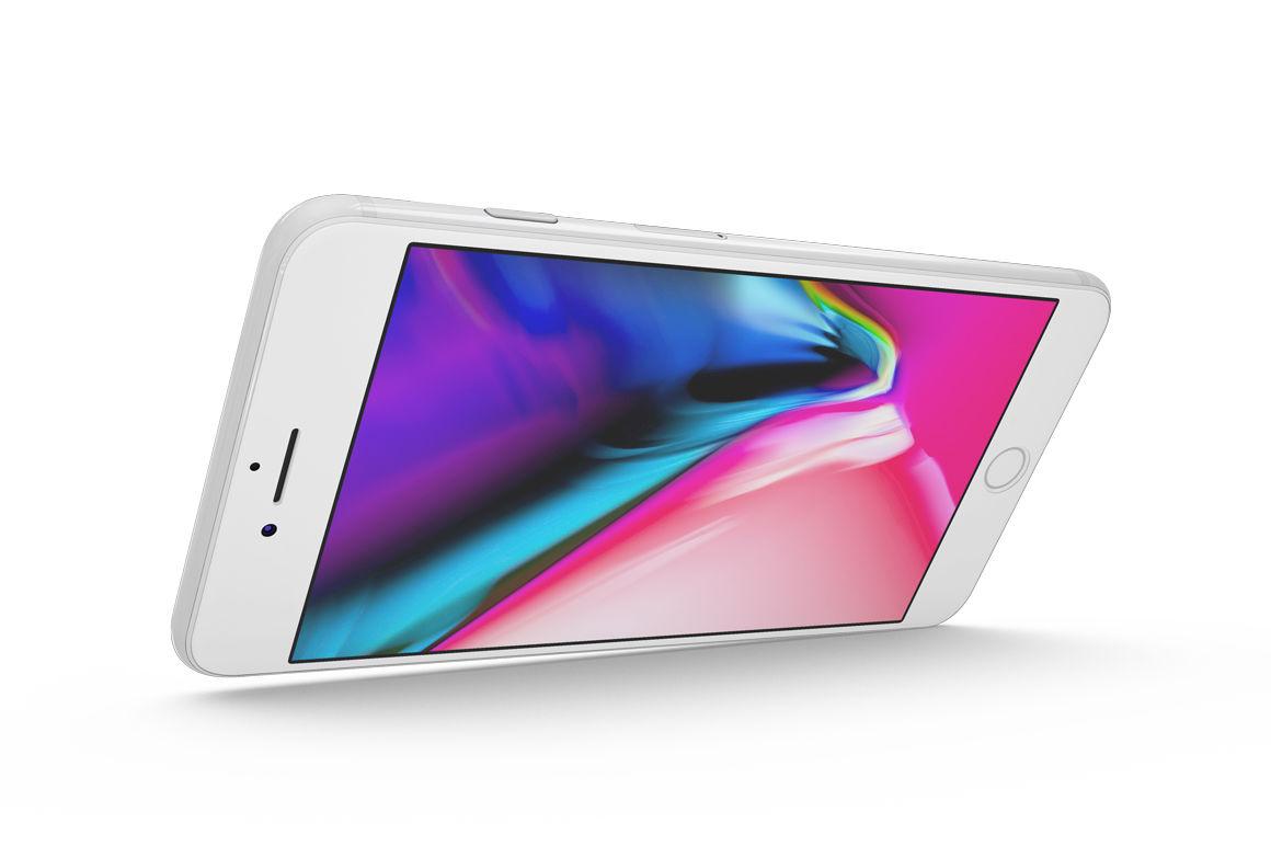 Iphone 6 Plus Mockup Free Psd