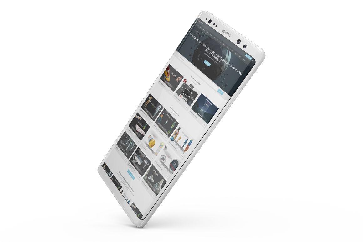 Iphone 6 Case Mockup Psd