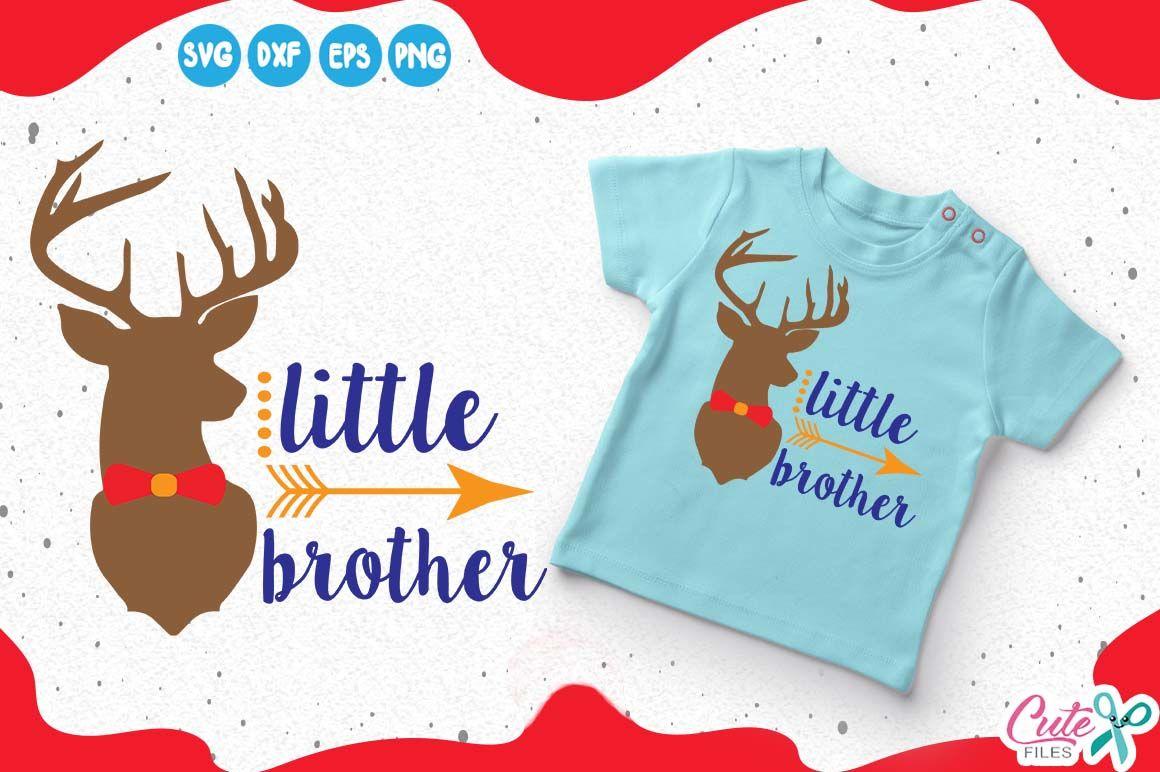 Christmas Reindeer Family Mini Bundle Deer Svg Brothers By Cute