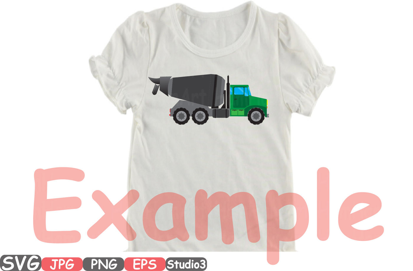 Construction Machines Silhouette Svg Cutting Files Digital Clip