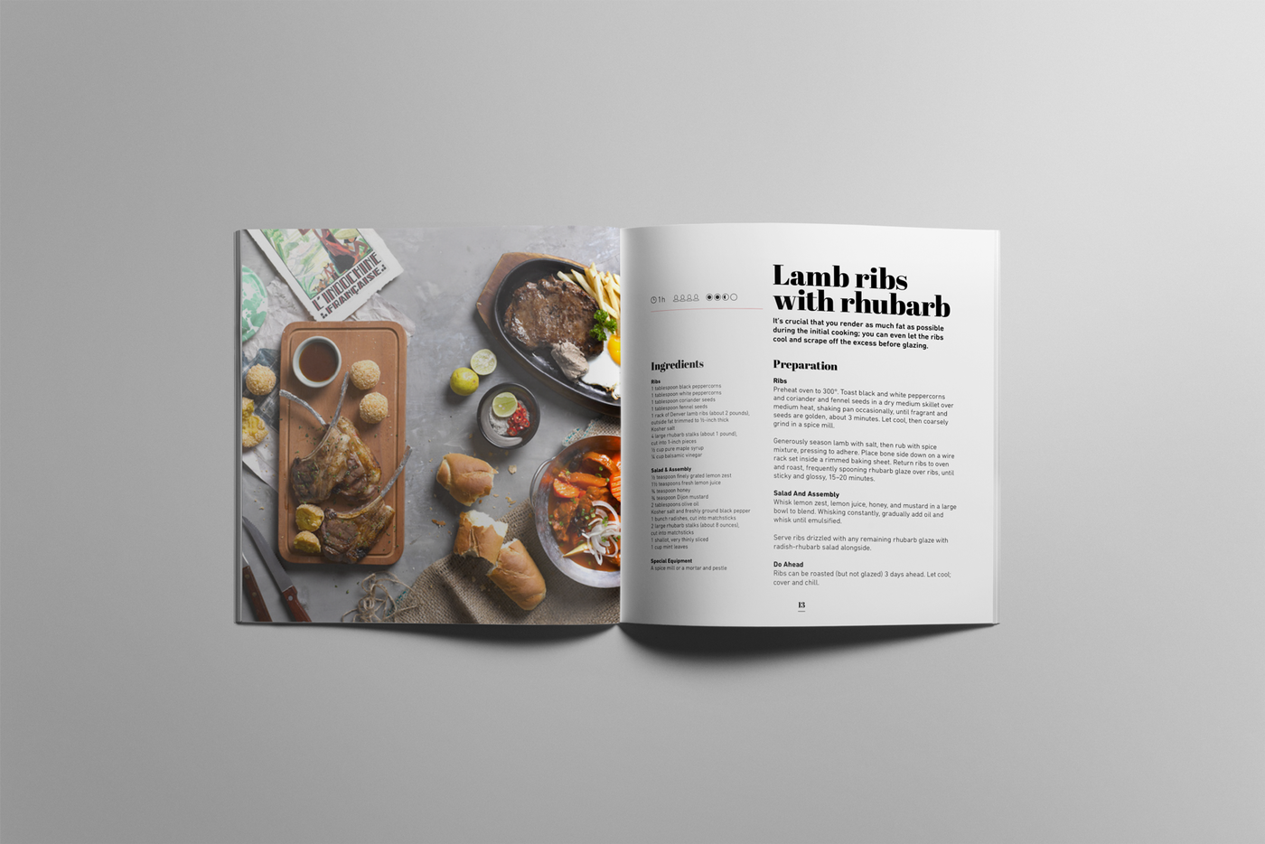 Cookbook Kitchen Stories By Digital Infusion Thehungryjpeg Com