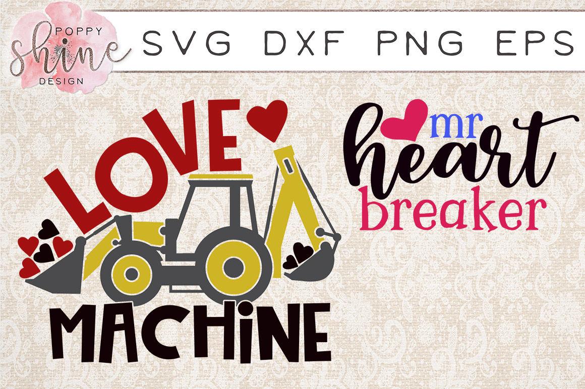 Valentine S Day Bundle Of 11 Svg Dxf Png Eps Cutting Files By Poppy Shine Design Thehungryjpeg Com
