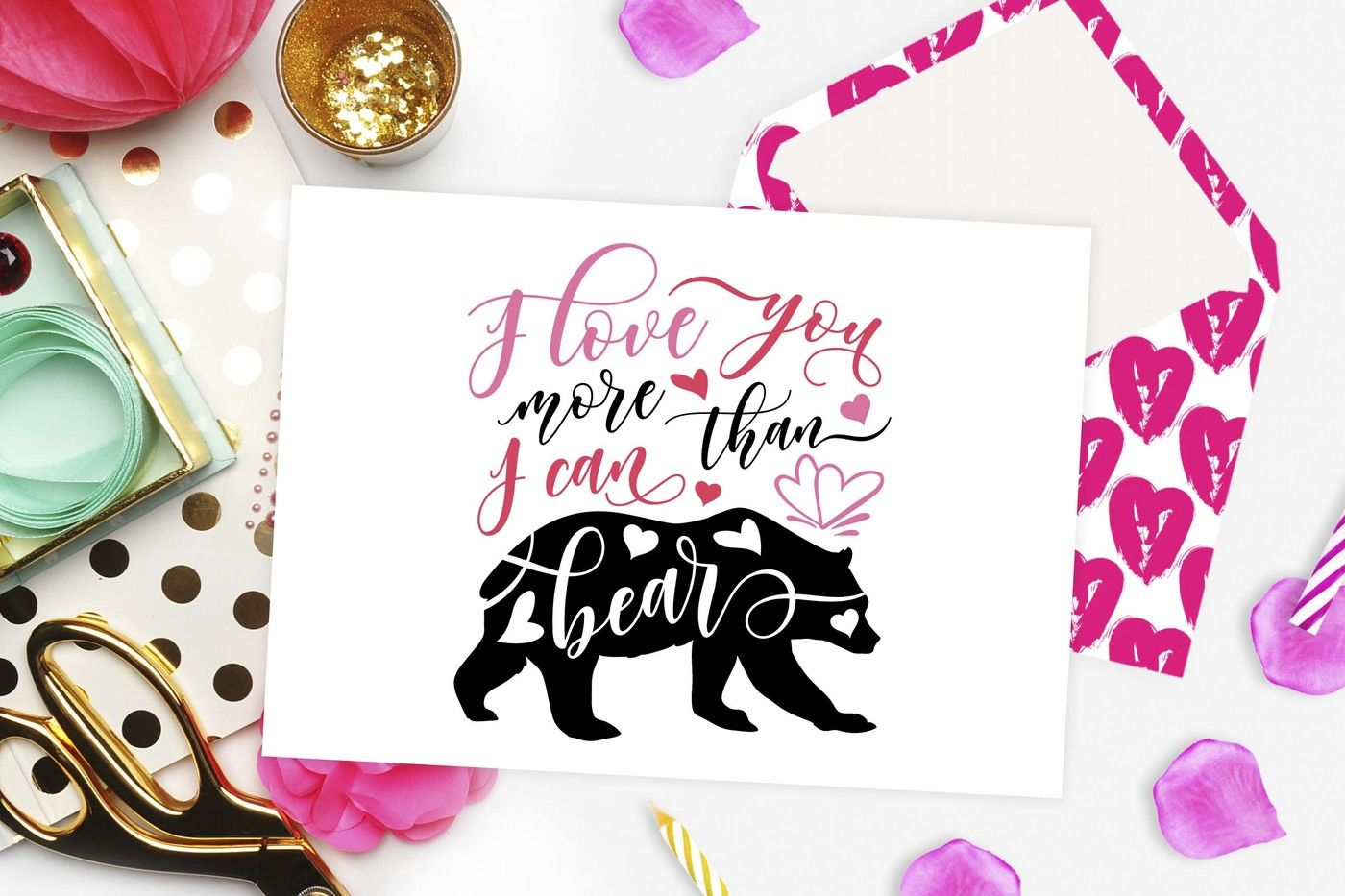 I Love You More Than I Can Bear Svg Dxf Png Eps By