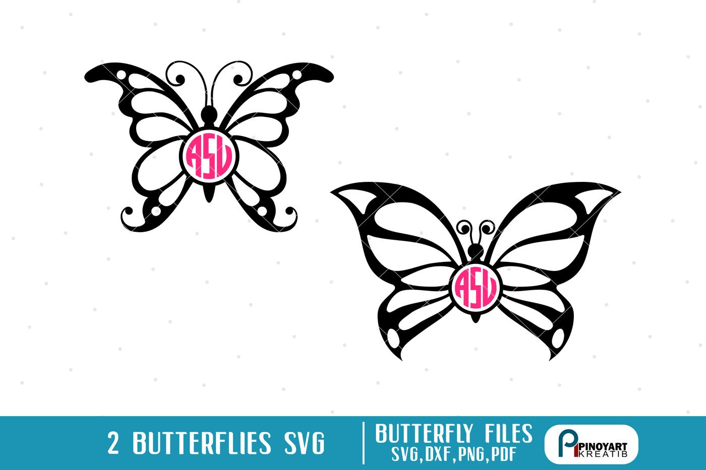 Butterfly Svg Butterfly Svg For Cricut Butterfly Svg Butterfly Dxf