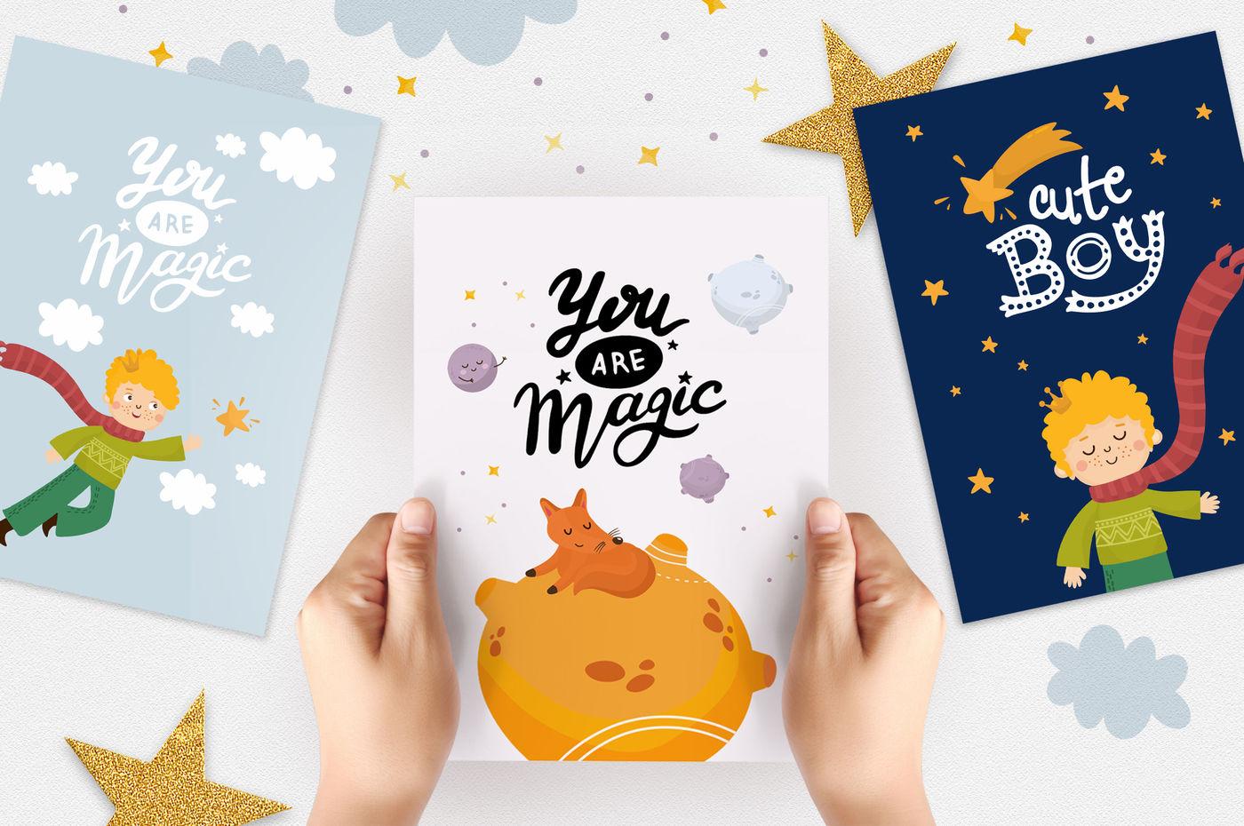 Little Prince Book Creator By Little Magic Box