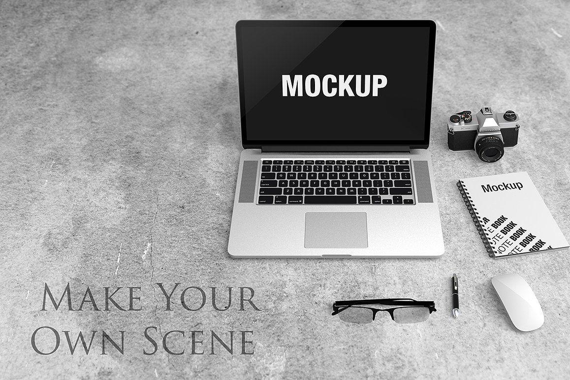 Realistic 3d Logo Mockup Psd Free Download