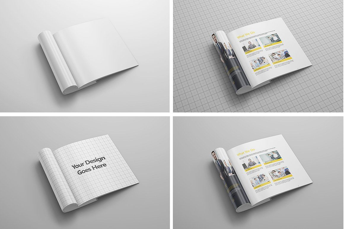 Download Magazine Mockup Free Psd Download Yellowimages