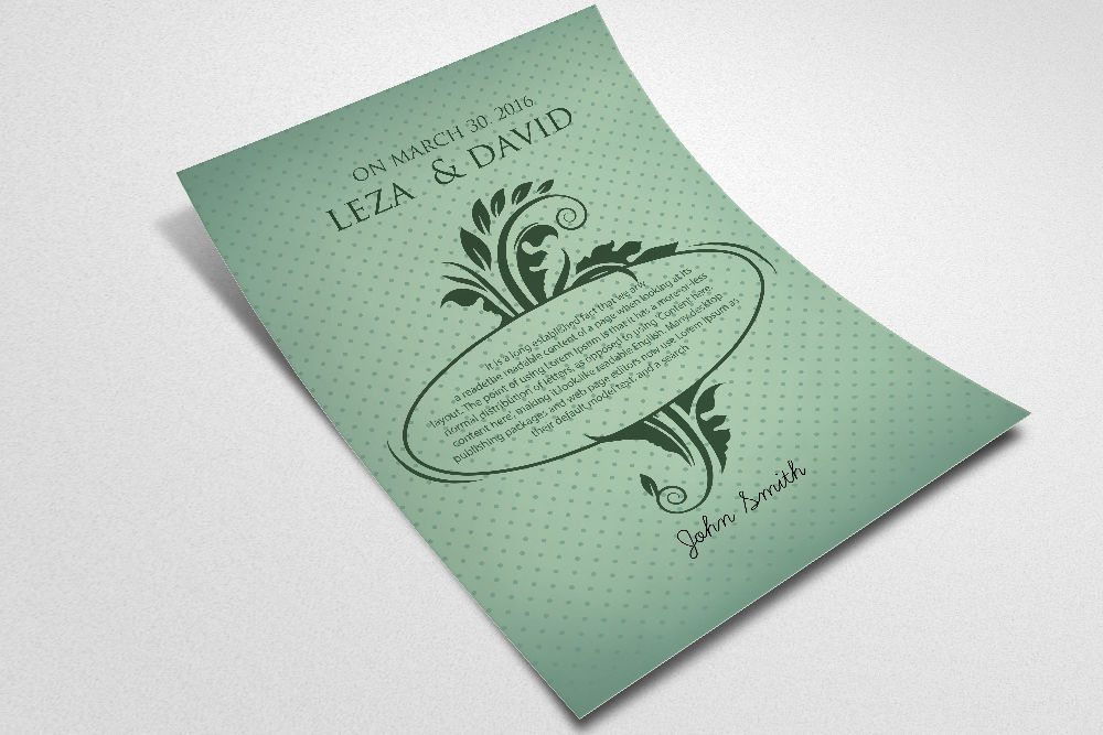 Invitation Cards Psd Templates By Designhub Thehungryjpeg Com